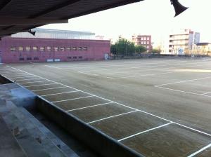 Acondicionament de l'antic Camp de Futbol Municipal a Sant Feliu de Llobregat